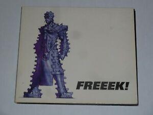 GEORGE MICHAEL FREEK! RARE UK 3 TRACK CD SINGLE, MINT CONDITION (2002)