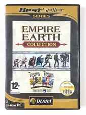 Empire Earth Collection Jeu Sur PC (avec the art of conquest expansion gold)