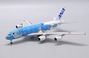 A380, ALL NIPPON AIRWAYS FLYING HONU - LANI REG: JA381A - JCWINGS JCPX5001 1/500