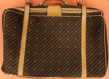 """""""Gucci of Italy Canvas Suitcase"""""""
