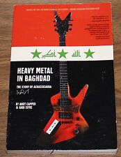 Heavy Metal in Baghdad : The Story of Acrassicauda by Andy Capper and Vice Media