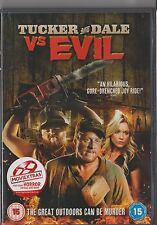 TUCKER AND DALE VS EVIL DVD COMEDY HORROR