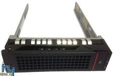 "Original New Lenovo 03X3836 RD640 RD540 RD440 2.5"" HDD Tray Driver Bay Caddies"