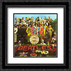 The Beatles: Sgt. Pepper 2x Matted 20x20 Framed Art Print by Peter Blake