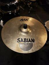 """Sabian AAX X-Plosion 18"""" CrashCymbal"""