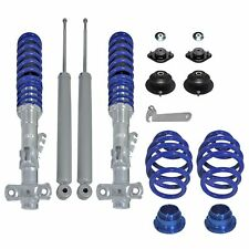 BMW 3er E36 Jom Blueline Coilovers Amortiguador Presión Gas Cojinete Delant. /