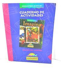 CUADERNO DE ACTIVIDADES IMAGINA INVITACIONES EDICION DEL MAESTRO 1997