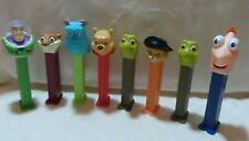 New ListingPez Dispenser Mixed Lot Various Disney Characters 9pc