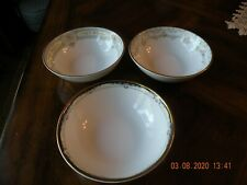 Royal Doulton Sauce Dishes - Chatham, and Candice - 2 dishes
