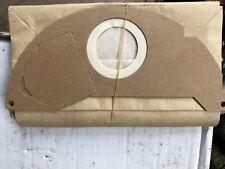 6904211 6.904-211.0 ORIGINALE Karcher 5PK speciale filtro bagnato borsa adatta alla maggior parte NT VAC