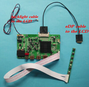 HDR FreeSync2 HDMI DP Board for 4K 3840x2160 LM270WR2-SPA1 -SPA2 LM270WR5-SSA1