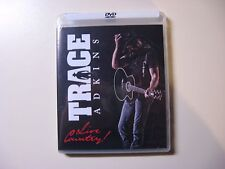 TRACE ADKINS LIVE COUNTRY DVD - NEW IN SEALED PACKAGE