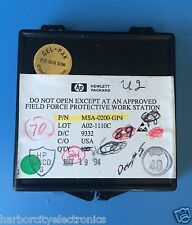 MSA-0200-GP4 HEWLETT PACKARD CASCADABLE SILICON BIPOLAR MMIC AMPLIFIER 70/units