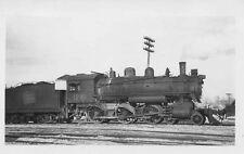 N216 RP 1930/40s CNR CANADIAN NATIONAL RAILROAD ENGINE #1285 SCRAP 1954