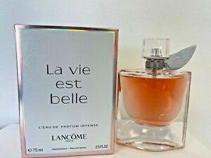 Lancome La Vie Est Belle 2.5 oz Perfume Women Spray Eau De Parfum New EDP