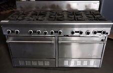 Garland US Range Performer S Series 10 Burner Stove Oven PS-10-2626