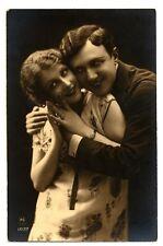 CPA Fantaisie Couple fantasy postcard