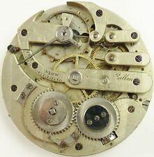 Arnold Billon Pocket Watch Movement - High Grade Swiss - Spare Parts / Repair!