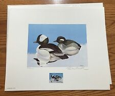 WTDStamps - 1979 Wisconsin State Duck Stamp Print #2 ***With Stamp***