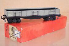 TRIX TTR 675 LNER NE GREY BOGIE BRICK WAGON 12640 BOXED ns