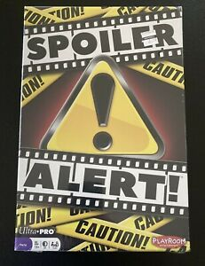 Spoiler Alert! Board Game 2+ Players Brand NEW Sealed Family Game Night