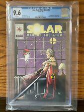 Solar Man of the Atom #5 - CGC 9.6 - Brand New Slab
