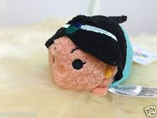 "Disney Store Jasmine Mini Tsum Tsum 3.5"" Authentic NWT"