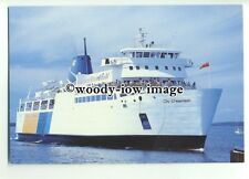 FE0239 - Canadian Ferry - Chi Cheemaun , built 1974 - postcard
