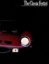 [BOOK] The Classic Ferrari 250 GTO SWB LM 365 GTB Daytona Enzo Dino 246GT Japan