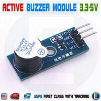 Active Buzzer Alarm Beep Piezo Module Low Level Trigger For Arduino PIC AVR USA