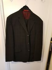 ONE JACKET AND TROUSERS SIZE EUR 56 COLOUR BLACK