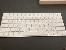 Apple iMac Wireless Bluetooth Keyboard White/Silver