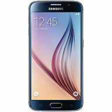 New Unlocked T-Mobile Samsung Galaxy S6 SM-G920T - 32GB - Black Smartphone