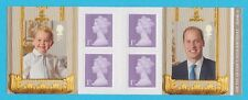 GB Booklet 6 x 1st Class - HM The Queen's 90th Birthday - Book11. PM51. Unm Mint