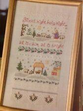 Rudolph Reindeer Sampler Christmas Cross Stitch Chart X1