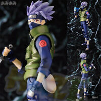 "Naruto Shippuden  Hatake Kakashi 9"" PVC Action Figure Model Toy Present"