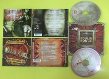 CD SOUNDTRACK MULIN ROUGE Collector's Edition David Bowie Nicole Kidman (OST7)