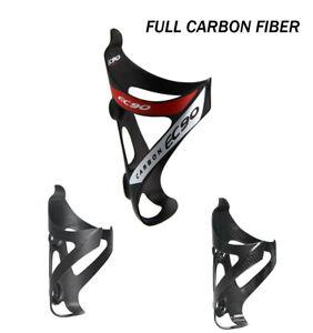 EC90 Full Carbon Fiber Bicycle Water Bottle Cage MTB Road Bike Bottle Holder