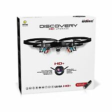 UDI U818A HD+ Drone with Camera and Headless Mode 2 4Ghz RC Camera Drone New
