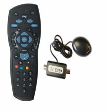 Black Tv Magic Eye/TV LINK with Sky+ Plus HD 1TB 2TB REMOTE GENUINE REPLACEMENT