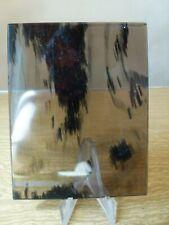 Natural Obsidian Slab for Cabbing
