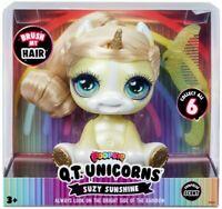 Enlace Q. T. Unicornio Suzy Sunshine 12cm Con Peine Original Mga