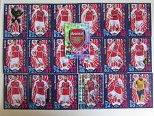 Arsenal Team Set Football Trading Cards