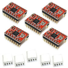 5PCS A4988 Stepper 3D Printer Polulu StepStick RepRap Motor Driver Module Set.*