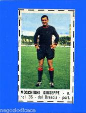 CORRIERE DEI PICCOLI 1966-67 - Figurina-Sticker - MOSCHIONI - FOGGIA -New