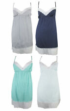 Viscose Cami, Strappy Nightdresses Shirts Women's Lingerie & Nightwear