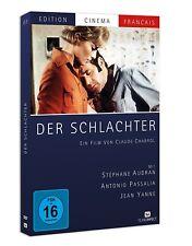 DER SCHLACHTER - EDITION CINEMA FRANÇAIS   DVD NEU