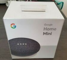 Google Home Mini Smart Assistant - Chalk - BRAND NEW SEALED