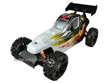 RH501 T SUPER COCODRILE 2 SPEED Buggy 1/5 Off road Motore a Scoppio 30cc Radio