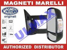MAGNETI MARELLI MIRROR FIAT DUCATO BOXER JUMPER RIGHT ELECTRIC HEATED LONG ARM